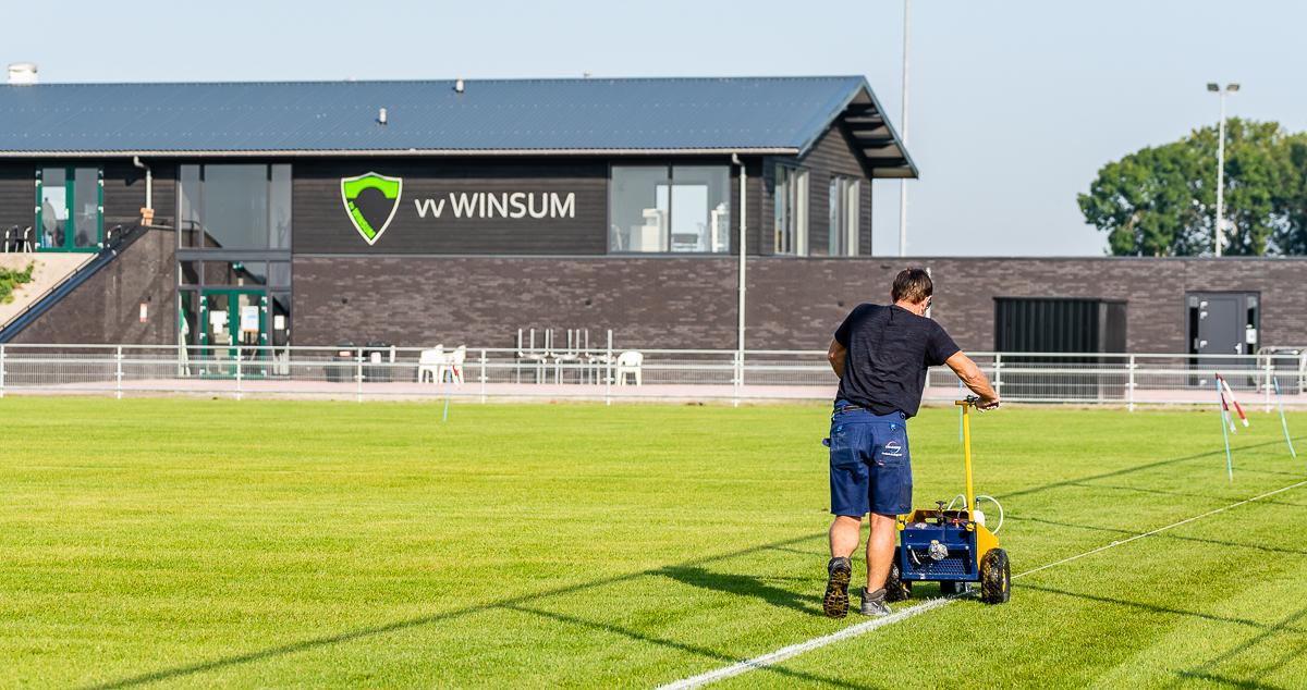 Werkzaamheden Winsum West