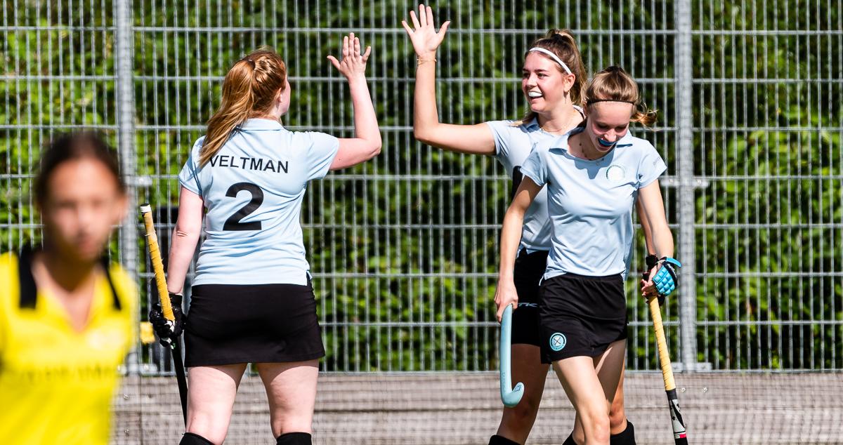 HC Winsum D1 - MHC Leeuwarden D2
